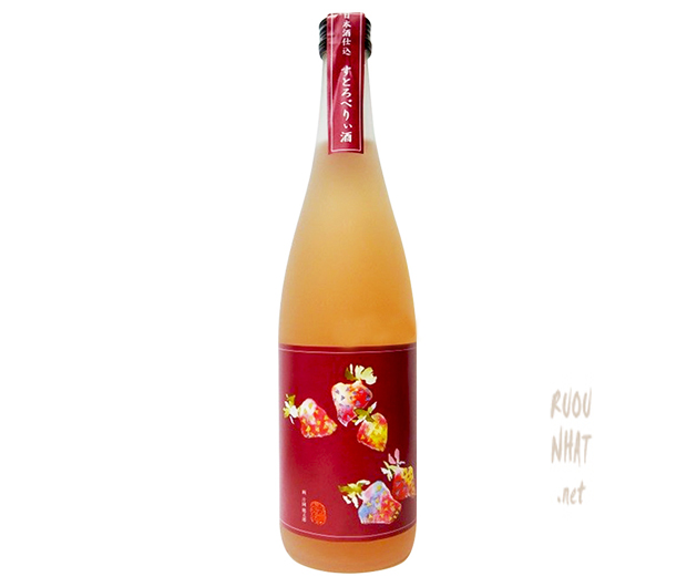 Sake Strawberry 720ml
