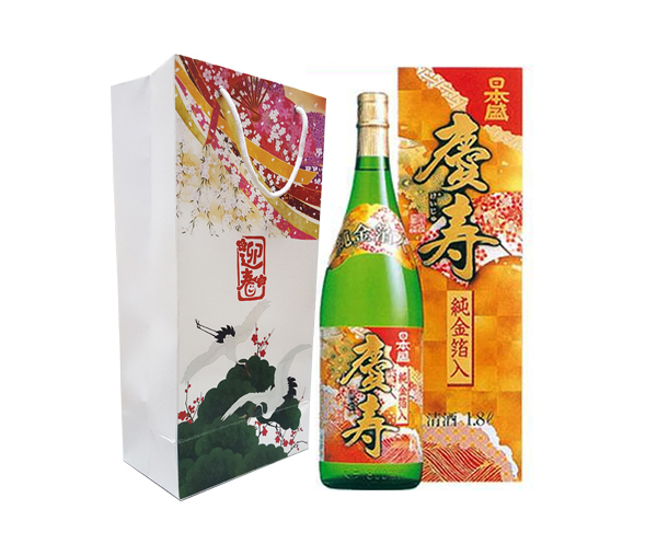 Sake Gold Keiju­ Kimpaku 1800ml