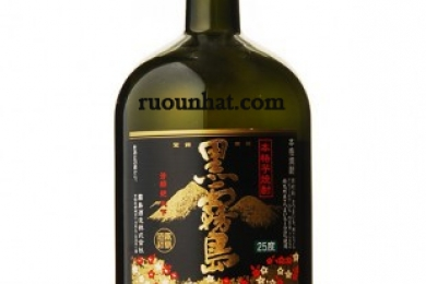 Shochu kurokirishima 720ml